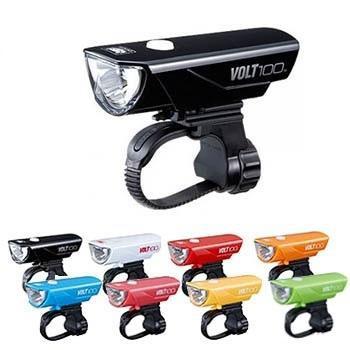Cateye Volt100 EL-150RC USB Rechargeable Headlight