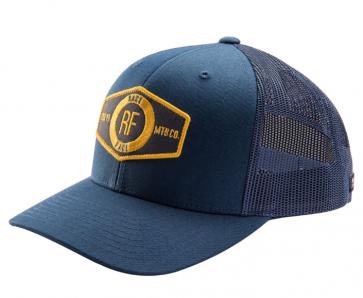 Race Face 10-4 Mesh Snapback Hat Osfa Navy