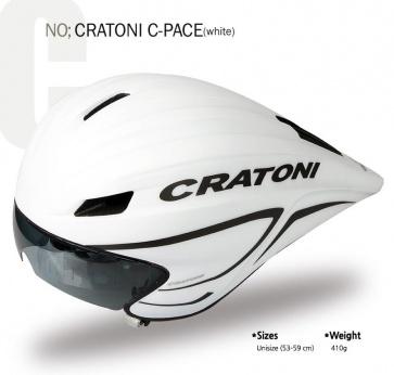 Cratoni C-Pace Racing Helmet