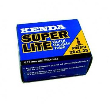 Kenda Super Light Tube 26x1.25