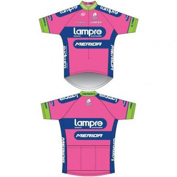Merida Lampre Team Short Sleeves Jersey