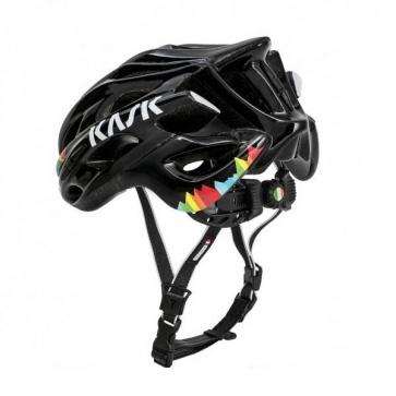 Kask Mojito Helmet Maratona Dles Dolomites Black