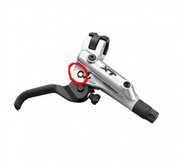 Shimano BL-M785 lever axle Y8VC05000