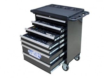 SuperB TBA 9000 Bike Mechanic Tool Work Tray Station