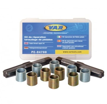 VAR CRANK PEDAL THREAD REPAIR KIT