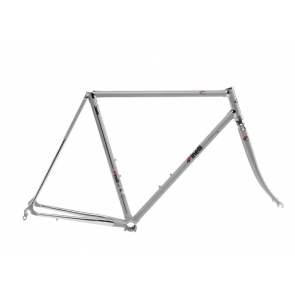 Cinelli Supercorsa Frame Set -Titanium Grey