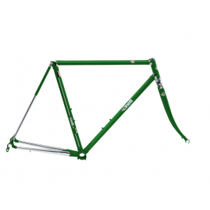 Cinelli Supercorsa Frame Set -Jaguar Green