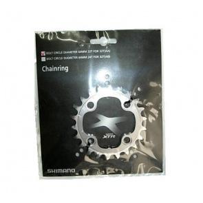 Shimano XTR chainring FC-M970/22T bike
