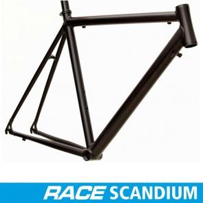 Quantec Frame Race Scandium Black Matt