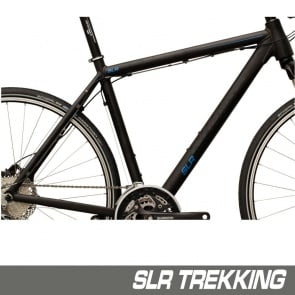Quantec Frame SLR Trekking Black Anodised