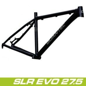 "Quantec MTB SLR EVO 27,5 ""Frame Black Anodized"