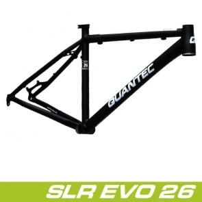 "Quantec MTB SLR EVO 26 "" Frame Black Anodized"