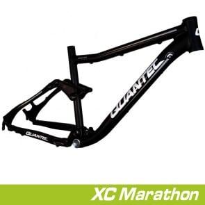 "Quantec Frame MTB XC-Marathon Black Matt - 21"""