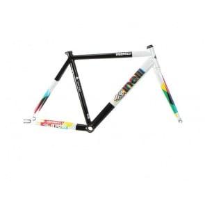 Cinelli Vigorelli Aluminum Track Frame - Caleido 50cm