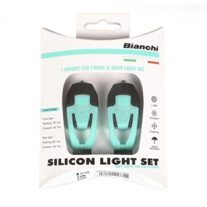 Bianchi Silicon Lights Set
