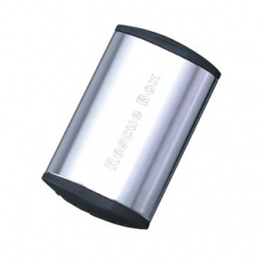 Topeak Rescue Box Emergency Puncture Patch Silver