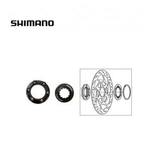 Shimano SM-RTAD10 Rotor Adapter 6Bolt Rotor to Centerlock