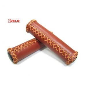 VELO BICYCLE HANDLE GRIP CLASICALL DESIGN